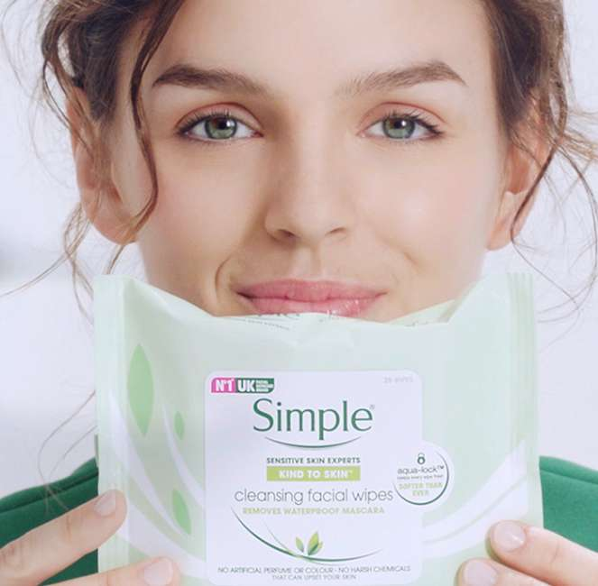 7 savvy skincare tips to try today girl holding wipes