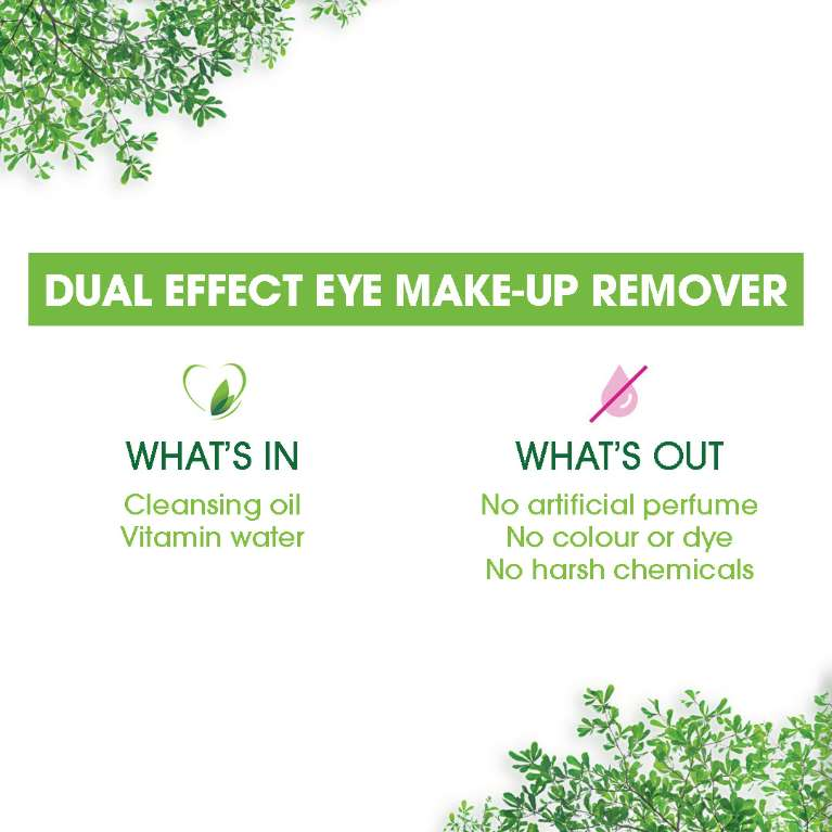 Dual Effect Eye Make up Remover In&Out  Ecommerce