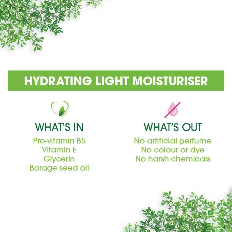 Hydrating Light Moisturiser In&Out Ecommerce
