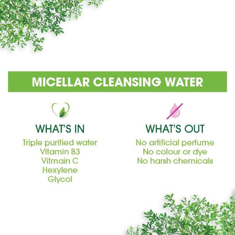Micellar Cleansing Water In&Out Ecommerce