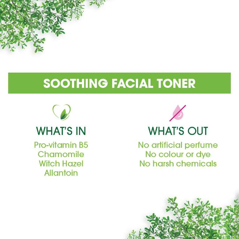 Soothing Facial Toner In&Out Ecommerce