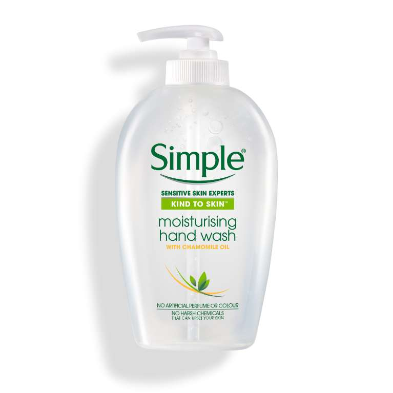 Simple Kind to Skin Moisturising Handwash