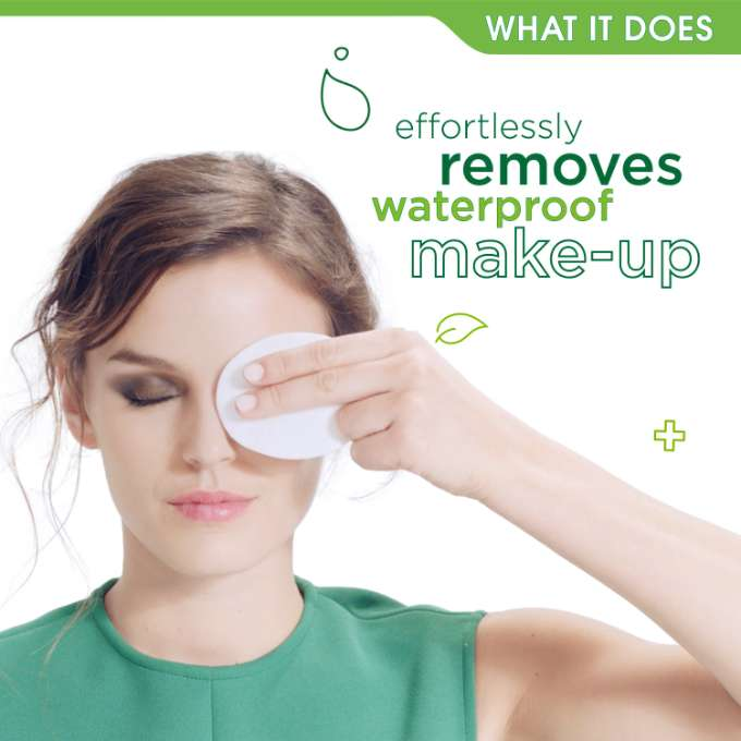 Simple KTS Eye Make up Remover