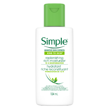 Simple Kind to Skin Replenishing Rich Moisturizer